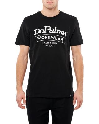 DEPALMA Pony Boy T-shirt Black