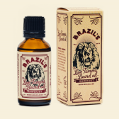 BRAZIL'S The Lion Tamers Beard Oil, Sawdust. 30ml