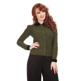 COLLECTIF Imogen Kofta Olive Green