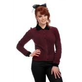 COLLECTIF Imogen Kofta Wine