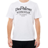 DEPALMA Pony Boy T-shirt White