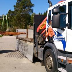 Gustavssons bygg levererar