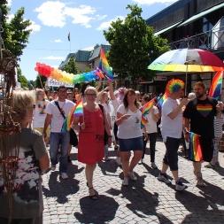 Pridefestival falkenberg