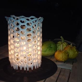 utomhusljuskrona