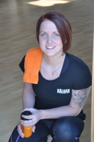 Lic. Eleiko Personal Trainer Therese Hansen