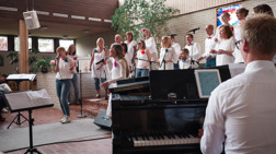 Joyful - vårkonsert 24 maj 2015 i Johanneskyrkan, Kumla