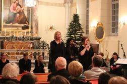 Julkonsert 141210 - Foto: Erik Steen