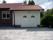 Renoverad uppfart och garageport