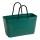 055 Hinza bag Large Dark Green - Green Plastic