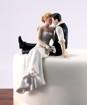 Cake top - Kärlekens blick
