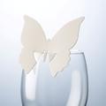 Fjäril på glas