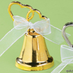 Klocka - Dubbelhjärta guld