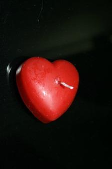 Ljus - Hjärta