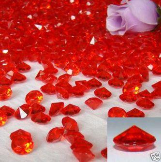 10 mm diamater - Röda