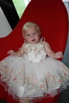 Näbbklänning Klara