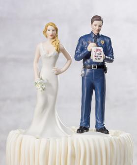 Cake top - Polis