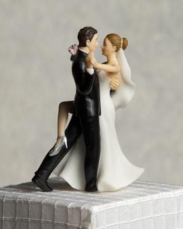 Cake top - Het dans