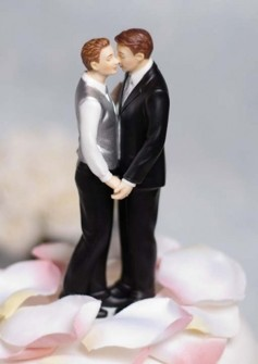 Cake top - Du e' min man