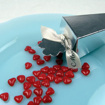 Chokladhjärta - Röda