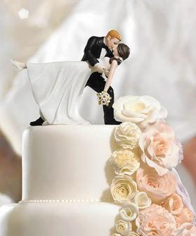 Cake top - En romantisk dip