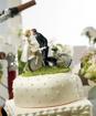 Cake top - Kyss över cykeln