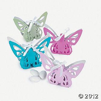 Ask - Fjärilar i pastellfärg