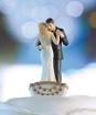Cake top - Kärlek på roddbåt