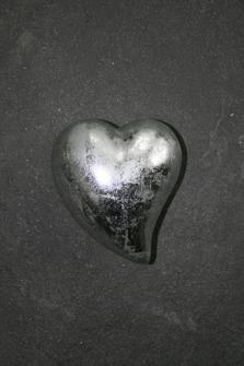 Hjärta i keramik