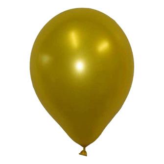 Ballong - Guld Metallic