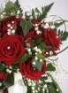Blomsterpärla - Vit 10 mm