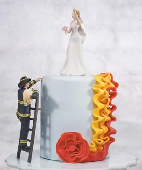 Cake top - Brandman