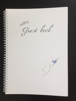 Gästbok - På engelska