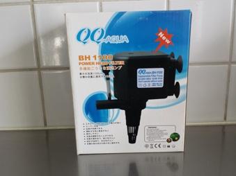 QQ Aqua Powerhead - QQ Aqua 1100-liters powerhead