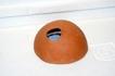 Igloos - Igloo med toppingång, 4,5 x 9 cm, terracotta