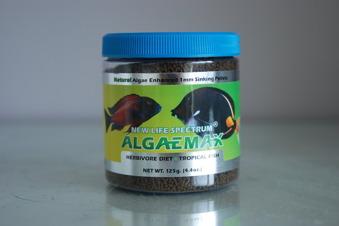 NLS Algea Max - NLS Algae Max  125 gram