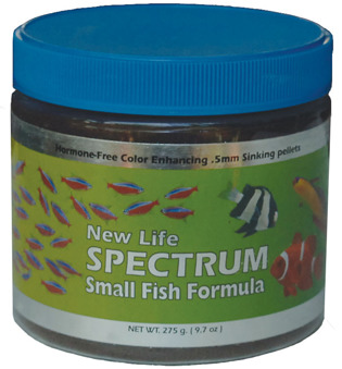 NLS Small Fish Formula 0,5mm - NLS Thera A Small Fish 0,5mm 120g