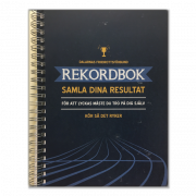 Rekordbok - Samla dina resultat