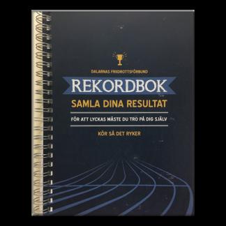 Rekordbok - Samla dina resultat - Rekordbok - samla dina resultat