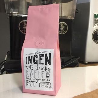 Kaffe - ingen vill dricka kaffe -