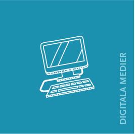 Behöver du hjälp med digitala medier? Kanske en hemsida eller marknadsföring på Facebook?