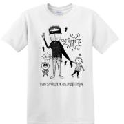 T-shirt Superhjälte Pappa
