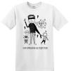 T-shirt Superhjälte Pappa - Small