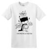 T-shirt Superhjälte Mamma - Small