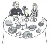 jane med pappa kungen och mamma drottningen