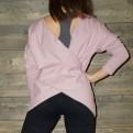 GIDDA Vändbar omlott-tröja