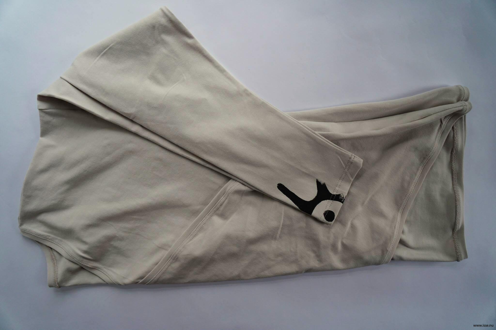 Vändbar omlott-tröja