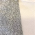 LATVA tröja med raglanärm - LATVA, ljusgrå, XL