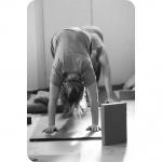 Yoga workshop okt solhälsning hunden I saras-foto.se
