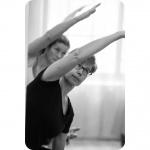 yoga workshop åsa Parivritta Parsvakonasana saras-foto.se