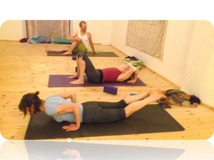 Mysore - yoga in your own rythm